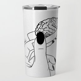 Rolling your mind. Travel Mug