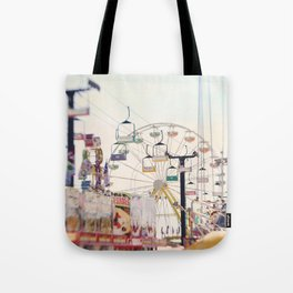 Fair Midway 2 Tote Bag