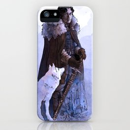 It's Winter Time iPhone Case