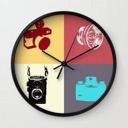 ломография | Lomography Wall Clock