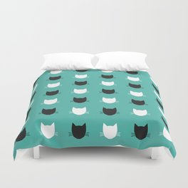 Cat Pattern 03 Duvet Cover