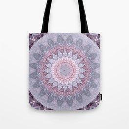Mandala Witness Tote Bag
