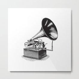 oldie-II Metal Print