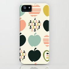 Apple Orchard iPhone (5, 5s) Slim Case