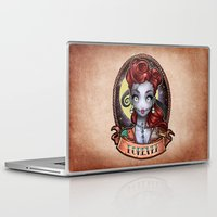 pinup Laptop & iPad Skins featuring FOREVER pinup by Tim Shumate