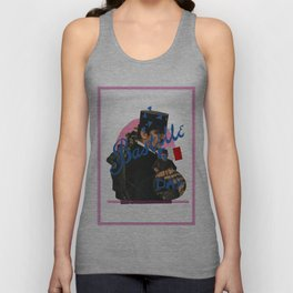bastille day Unisex Tank Top