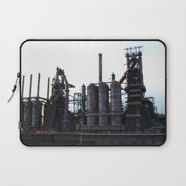 Bethlehem Steel Blast Furnaces 2 Laptop Sleeve