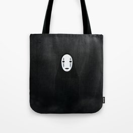 kaonashi in the woods Tote Bag