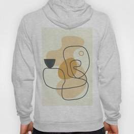 Abstract Line21 Hoody