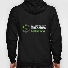 Achievement Unlocked: Fatherhood - Father's Day Hoody