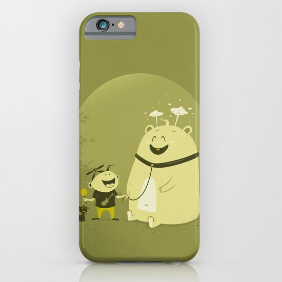Meet Momo iPhone & iPod Case