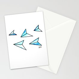 Paperplanes Stationery Cards