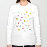 dot Long Sleeve T-shirts featuring Dot Dot Dot by Yiying Lu