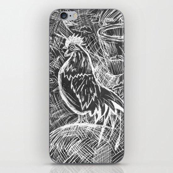 Chicken Scratch iPhone & iPod Skin
