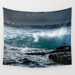 Song of the Soul Hii Lani Hookipa Wall Tapestry