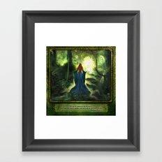 Heartwood Framed Art Print