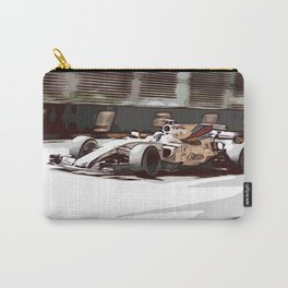 Circuit racecar Carry-All Pouch