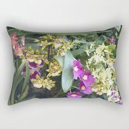 Longwood Gardens Orchid Extravaganza 67 Rectangular Pillow