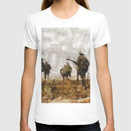 Over The Top, WWI T-shirt