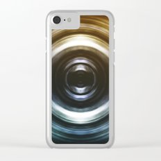 From Day to Night Clear iPhone Case