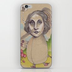 HENRIETTA iPhone & iPod Skin