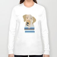 great dane Long Sleeve T-shirts featuring great dane by bri.buckley
