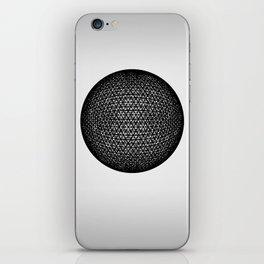 Sphere 1 iPhone Skin