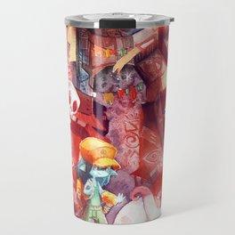 Spaceport Janitor Travel Mug