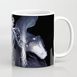 Cold flame Mug