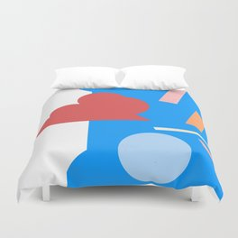 geometry 1 Duvet Cover
