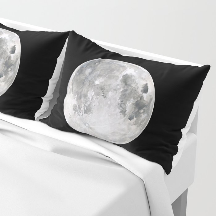Moon #2 Pillow Sham