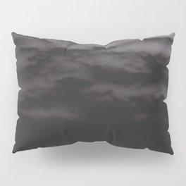 Black Sky Pillow Sham