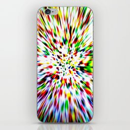 Splash 021 iPhone Skin