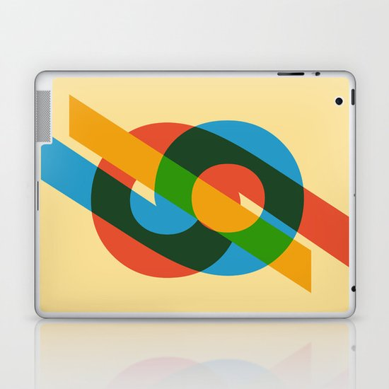 six to nine Laptop & iPad Skin