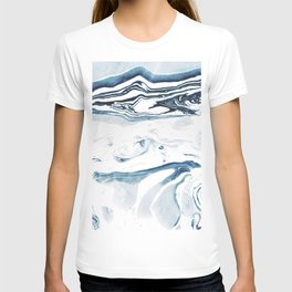 Marble fade T-shirt