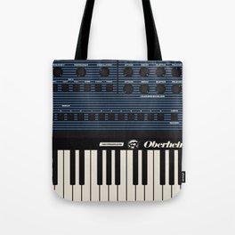 The Synth Project - Oberheim OB-XA Tote Bag