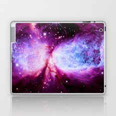 A Star is Born Fuchsia Purple Periwinkle Laptop & iPad Skin