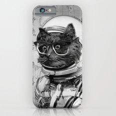 Space Kitten iPhone 6 Slim Case