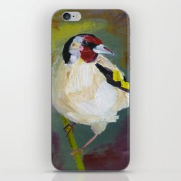 European Goldfinch iPhone Skin