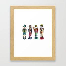 The Nutcracker Suite Framed Art Print