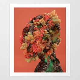 Outgrown 002 Art Print