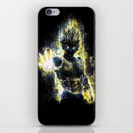 The Prince of all fighters iPhone Skin