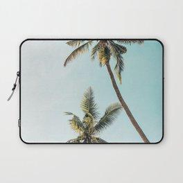 Palm Tree Beach Summer Laptop Sleeve