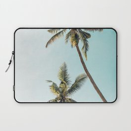 Palm Tree Beach Summer Laptop Sleeve