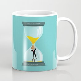 The Time Keeper Coffee Mug