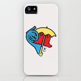 Hey Beautiful iPhone Case