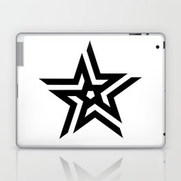 Untitled Star Laptop & iPad Skin