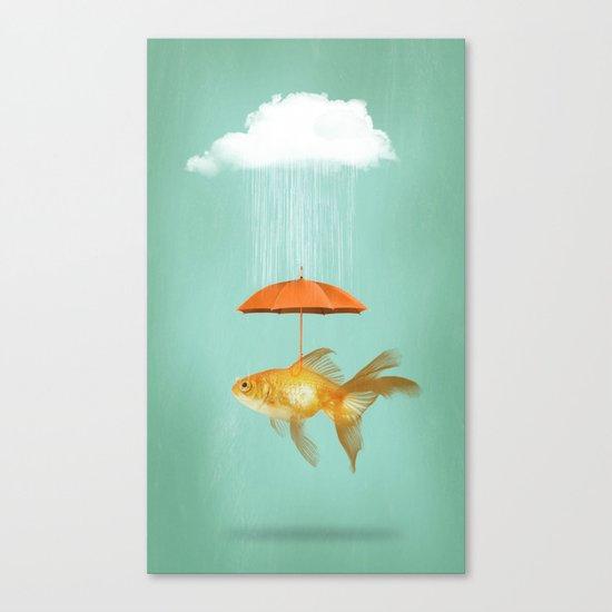 Fish Cover II Canvas Print