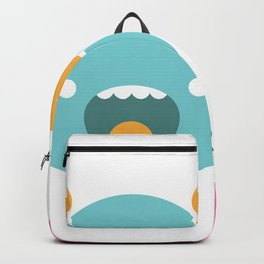 Twin Monsters Backpack