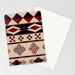 Cool Aztec Pattern Stationery Cards
